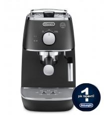 Кофеварка De`Longhi Distinta ECI 341.BK + 3 пачки кофе Blasercafe в подарок!