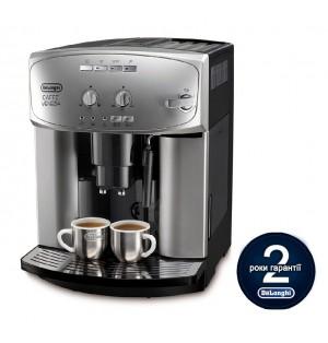 Кофемашина De`Longhi ESAM 2200.S + пачка кофе Blasercafe в подарок!