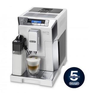 Кофемашина De`Longhi ECAM 45.760.W Eletta Cappuccino Top + подарочный сертификат на 1000грн. и фирменные термостаканы De`Longhi в подарок!