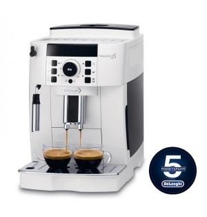 Кофемашина De`Longhi ECAM 21.117.W + пачка кофе Blasercafe в подарок!