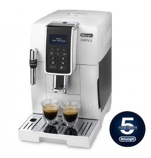 Кофемашина De`Longhi Dinamica Ecam 350.35.W + подарочный сертификат на 1000грн. и фирменные термостаканы De`Longhi в подарок!