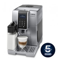 Кофемашина De`Longhi Dinamica Ecam 350.75.S + пачка кофе Blasercafe в подарок!