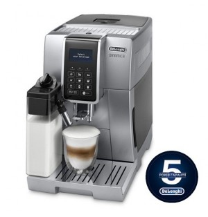 Кофемашина De`Longhi Dinamica Ecam 350.75.S + кухонная машина Kenwood KHH 326 wh + пачка кофе Blasercafe в подарок!