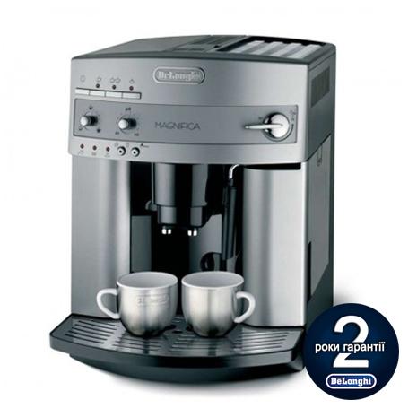 Кофемашина De`Longhi ESAM 3200.S + пачка кофе Blasercafe!