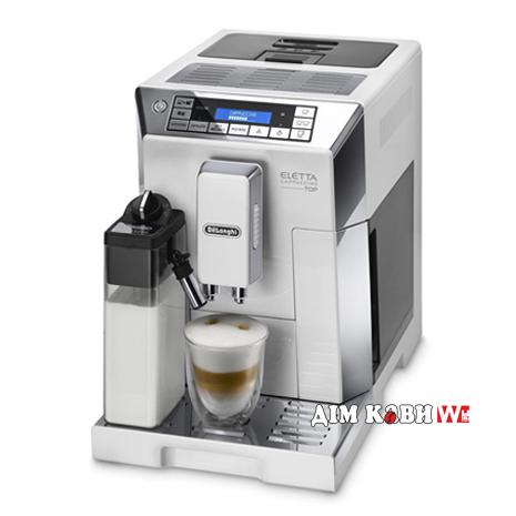 Кофемашина De`Longhi ECAM 45.760.W Eletta Cappuccino Top