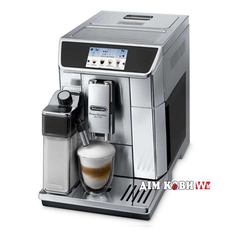 Кофемашина De`Longhi PrimaDonna Elite ECAM 650.85 MS