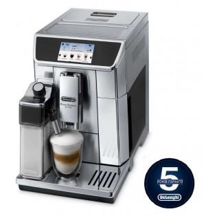 Кофемашина De`Longhi PrimaDonna Elite ECAM 650.85 MS + пачка кофе Blasercafe в подарок!