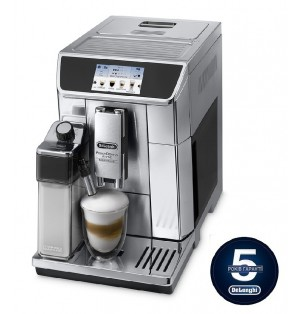 Кофемашина De`Longhi PrimaDonna Elite ECAM 650.75 MS + пачка кофе Blasercafe в подарок!