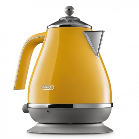 Комплект De`Longhi Icona Capitals Yellow (чайник + тостер)