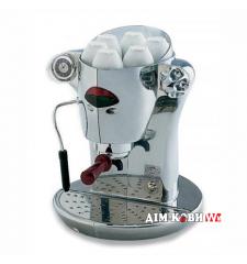 Кофеварка Elektra Nivola W-P Chrome в ретро-стиле