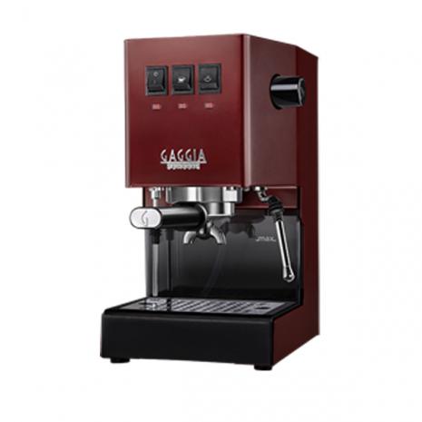 Кофеварка GAGGIA NEW CLASSIC CHERRY RED