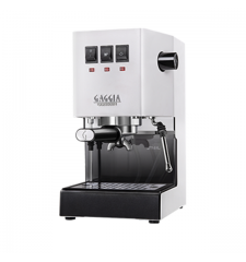 Кофеварка GAGGIA NEW CLASSIC POLAR WHITE