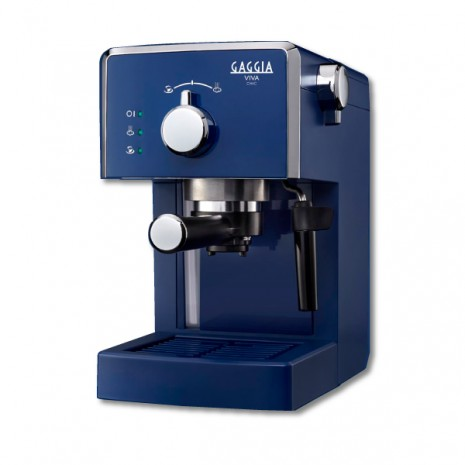 Кофеварка GAGGIA VIVA STYLE FOCUS CHIC BLUE
