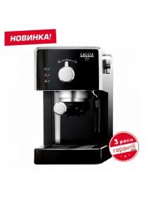 Кофеварка GAGGIA VIVA STYLE FOCUS BLACK + пачка кофе Blasercafe в подарок!
