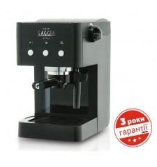 Кофеварка Gaggia GranGaggia Style Black + пачка кофе Blasercafe в подарок!