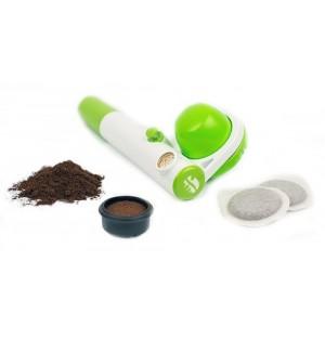 Кофеварка Handpresso Wild Hybrid Green