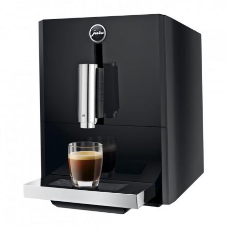 Кофемашина Jura A1 Piano Black