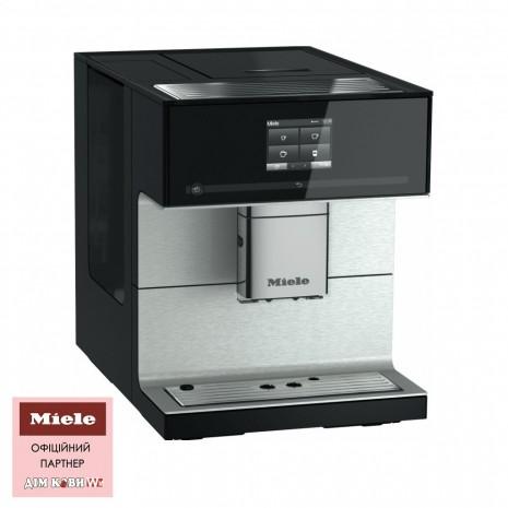 Кофемашина MIELE CM 7350 Black + пачка кофе в подарок!