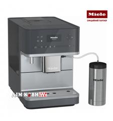 Кофемашина MIELE CM 6350 Silver