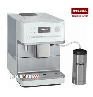 Кофемашина MIELE CM 6350 White