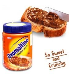 Шоколадная крем-паста Ovomaltine cranchy Cream
