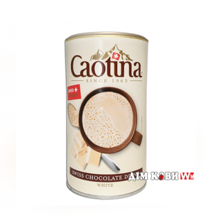Питьевой шоколад Caotina White (500г)