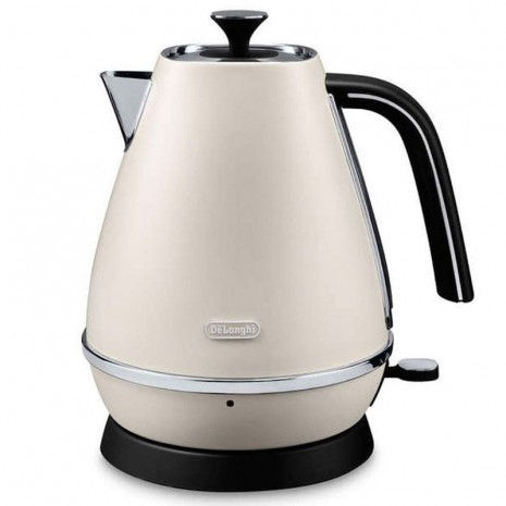 Комплект De`Longhi Distinta White (кофеварка + чайник + тостер) и пачка кофе Blasercafe в подарок!