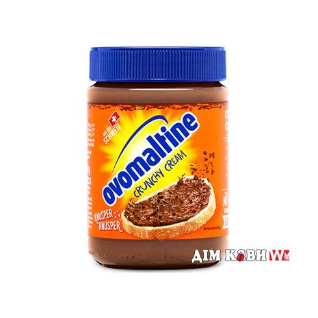Шоколадная крем-паста Ovomaltine cranchy Cream (380г)