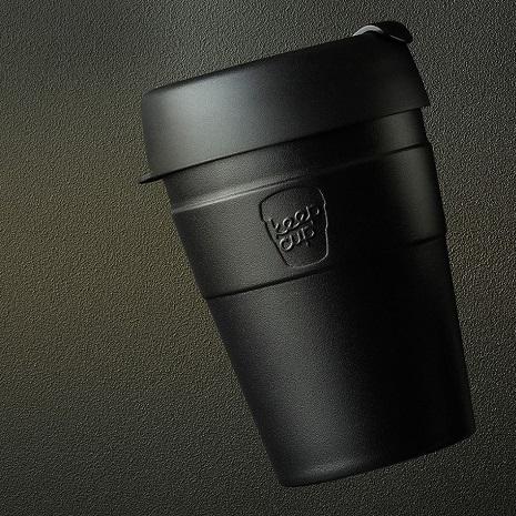 Keep Cup Thermal Black М (340 мл)