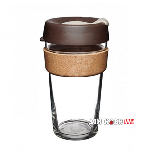 Keep Cup Brew Almond Cork L (454 мл)