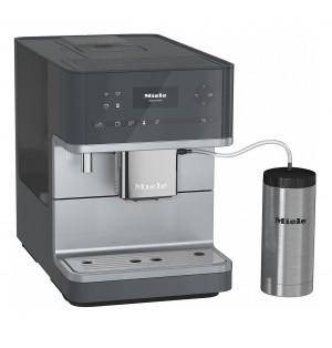 Кофемашина MIELE CM 6350 Silver Edition + пачка кофе в подарок!
