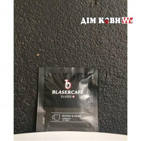 Таблетированный кофе Blasercafe Rosso Nero (7г)