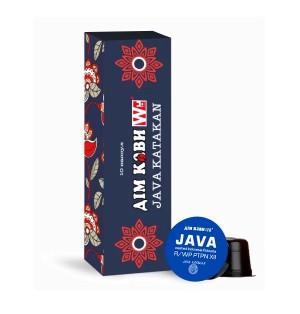 Капсульный кофе Caffitaly Дом Кофе Java Katakan (8г)