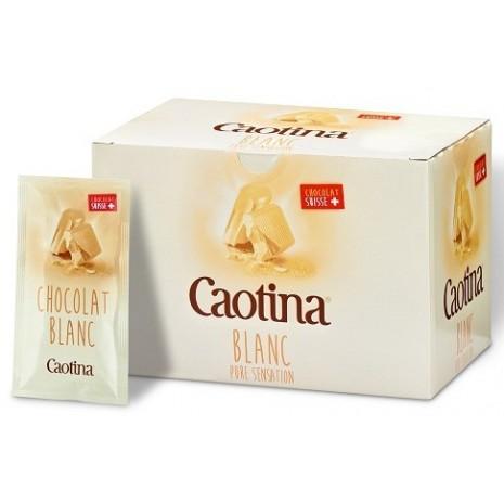 Питьевой шоколад Caotina Blanc (30х15г)