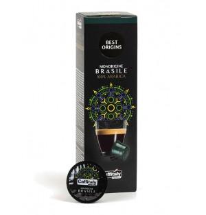 Капсульный кофе Caffitaly Brasile (8г)
