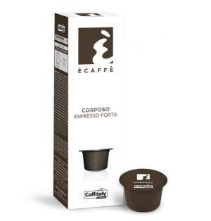 Капсульный кофе Caffitaly Ecaffe Corposo (8г)