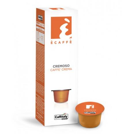 Капсульный кофе Caffitaly Ecaffe Cremoso (8г)
