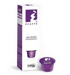 Капсульный кофе Caffitaly Ecaffe Delizioso (8г)