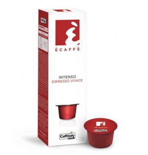 Капсульный кофе Caffitaly Ecaffe Intenso (8г)
