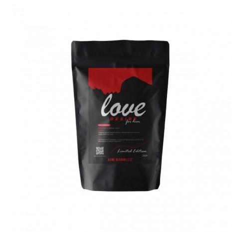 """Кофе в зернах """"Love desire для него"""" (250г)"""