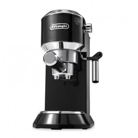 Комплект: кофеварка De`Longhi Dedica EC 680.BK + кофемолка KG 79 и 3 пачки кофе Blasercafe в подарок!