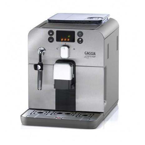 Кофемашина Gaggia Brera Silver + 1кг кофе Blasercafe в подарок!