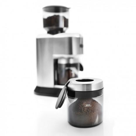Кофемолка De`Longhi KG 520.M + пачка кофе Blasercafe в подарок!