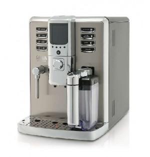 Кофемашина Gaggia Accademia + фирменный сервиз Gaggia для эспрессо на 6 персон + пачка кофе Blasercafe в подарок!