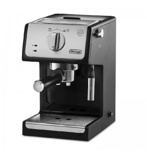 Кофеварка De`Longhi ECP 33.21 BK.Silver