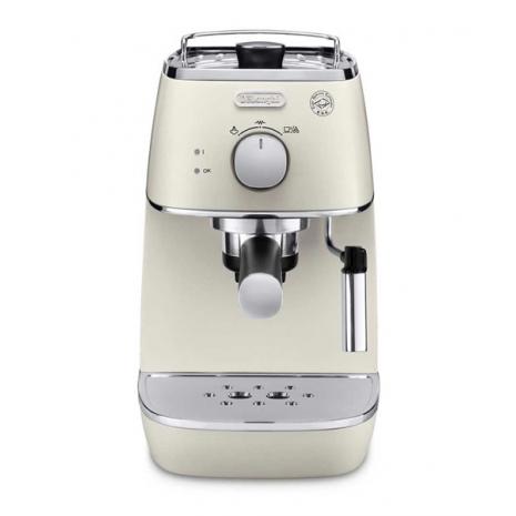 Комплект De`Longhi Distinta White (кофеварка + чайник + тостер)