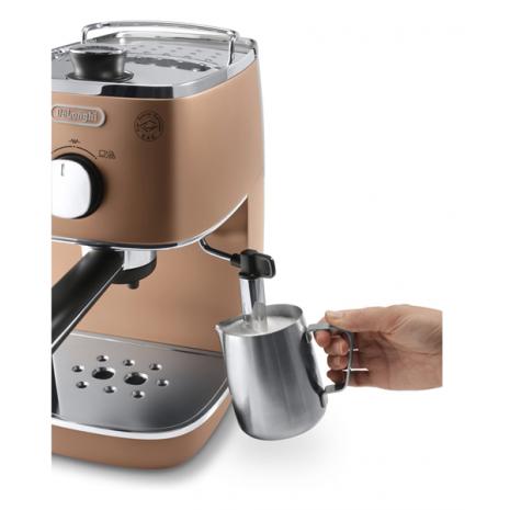 Кофеварка De`Longhi Distinta ECI 341.CP + пачка кофе Blasercafe в подарок!