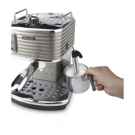 Кофеварка De`Longhi Scultura ECZ 351.BG + пачка кофе Blasercafe в подарок!