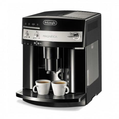 Кофемашина De`Longhi ESAM 3000.B + пачка кофе Blasercafe!