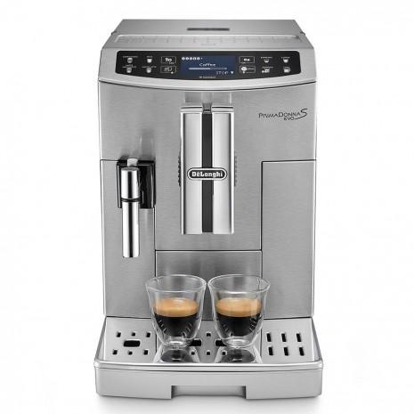 Кофемашина De`Longhi Primadonna S Evo ECAM 510.55.M + пачка кофе Blasercafe в подарок!